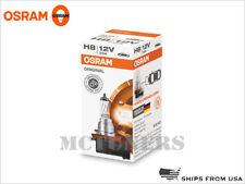 New! OSRAM Standard H8 OEM Halogen Headlight Bulb 64212 DOT Germany | Pack of 1