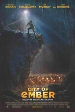 MOVIE POSTER~City of Ember 2008 Bill Murray Science Fiction Classic Sheet New~
