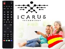 Mando a distancia  ICARUS IC-CURVE32-HD IC-CURVE39-HD IC-CURVE55-4K IC-LED32H-B