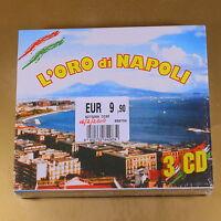 L'ORO DI NAPOLI - 3CD - MUSIC TIME - OTTIMO CD [AO-053]