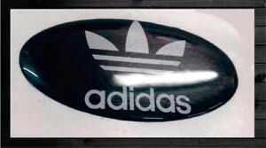 Scomadi Horncast Badge Black and White addidas Logo