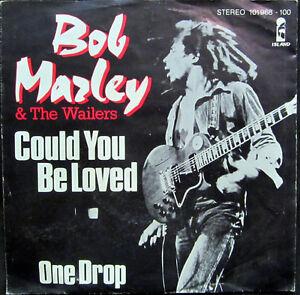 Single / BOB MARLEY AND THE WAILERS / 1980 / RARITÄT /