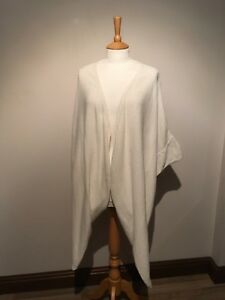 BARBARA SPEER ONE SIZE TOP, LONG SIDES, OPEN FRONT, QUIRKY FEATURES