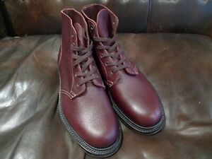 George Cox British Remains Derby Boots Calf Leather UK 6 £370 Made in England