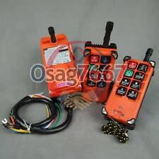 F21-E1B 16/24/36/220/380V Emitters Hoist Crane Radio Wireless Remote Control