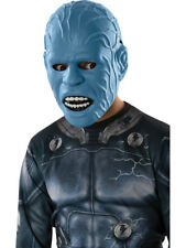 Child's The Amazing Spider-Man 2 Spiderman Electro 3/4 Mask Costume Accessory