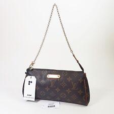 Authentic Louis Vuitton Eva Clutch Monogram M95567 Without Shoulder Strap LC314