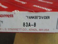 STARRETT 83A-8 Spring Divider,8 In,Solid