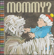 NEW 1st Edition Pop Up MOMMY Mathew Reinhart Robert Sabuda Maurice Sendak