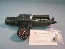 Norgren Filter/Regulator B73G-3AK-QD3-RMG