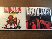 Broilers [2 CD Alben] Loco Hasta La Muerte! + Fackeln im Sturm...