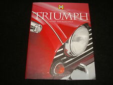 TRIUMPH SPORT AND ELEGANCE BY BILL PIGGOTT HARDBACK 2006 1st EDITION NEW