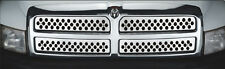 94-01 DODGE RAM P/U 1500 (except sport model) STAINLESS STEEL PUNCH GRILL INSERT