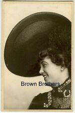 Vintage 1900s Vaudeville Actress Josephine Cohan at Hammerstein's Mounted Photo