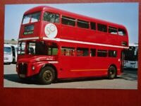 PHOTO  50 YEARS CELEBRATION  (VIEW 3) ROUTEMASTER BUS NO RML2569 REG JJD 569D