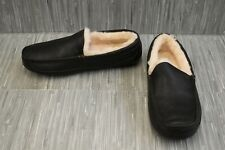 Ugg Ascot 5379 Slippers - Men's Size 11, Brown