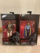 Star Wars Black Series Lando Calrissian Skiff Guard Lot *NEW IN BOX* 6 Inch