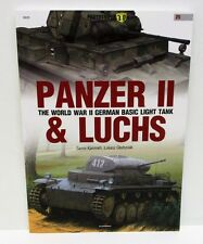 Kagero 3D Photosniper 25 - Panzer II & Luchs            New             (Book)