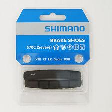 Shimano S70C Cartridge Type Brake Shoe Pad (Pad Only) Y8A298030