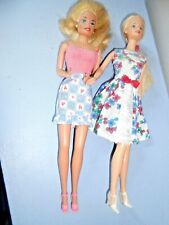 2 Barbie Dolls from Mattel from 1991 and 1976