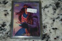 MARVEL MASTERPIECES 1994 POWERBLAST CARD #5 Gambit