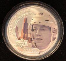 2017 Upper Deck Grandeur 1oz Silver Coin Hockey SEAN MONAHAN 668/5000