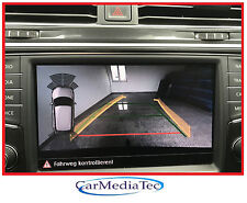 Original VW Rückfahrkamera High Touran 2 Discover Composition Media Nachrüst Set