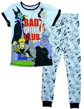Womens Pyjamas Disney Pjs Bad Girls Ursula Club Ladies Pajamas Sizes 8 to 22