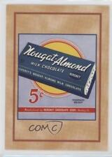 1995 Dart Hershey's Trading Cards: The Collector's Series #64 Nougat-Almond 0c4