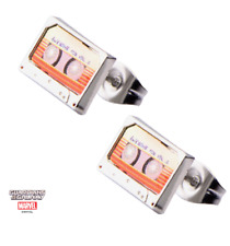 Tape Stainless Steel Post Stud Earring Inox Jewelry Guardians of the Galaxy