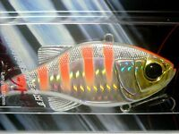 Jackall Bros. DOOZER Sinking (HL Silver Orange) ~ VERY RARE !!!...