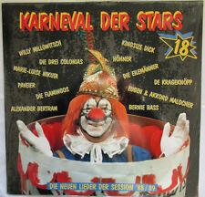 Karneval der Stars 18 LP