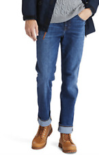 Mens Timberland Squam lake regular stretch fit denim jeans FACTORY SECONDS  TB1