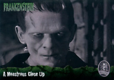 Frankenstein card sets (Artbox, 2006), Universal Monsters, Bernie Wrightson