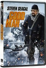 NEW DVD-  A GOOD MAN - STEVEN SEAGAL -