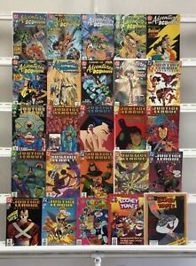 Dc Kids Adventures In The Dc Universe Justice League Adventures  Looney Tunes Dc