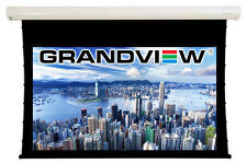 "Grandview Cyber Series 120"" inch Acoustic Tab Tensioned 16:9 Projector Screen"