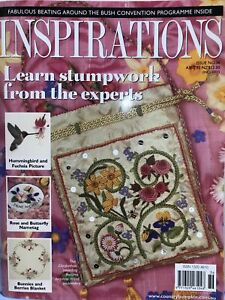 Inspirations Magazine - Issue No 36   New with Patterns still attached