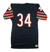WALTER PAYTON PRE 1983 PRO MODEL VINTAGE GAME JERSEY NO GSH ON SLEEVE RARE