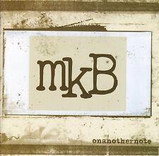 cd-album, MKB - Onanothernote