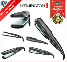 New Remington Wet 2 Straight Hair Straightener Salon Quality Heat Ceramic Plates