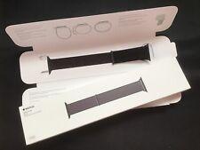 Genuine Apple Watch sport loop Strap BLACK (multicolour) 42mm / 44mm