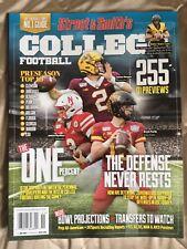 Street & Smith College Football 2020 Magazine