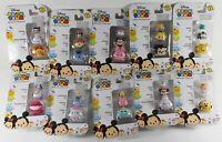 Lot of 30: Disney Tsum Tsum Series 1 Stackable Figures - 10 3-Packs