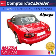 Capote Mazda MX5 NA cabriolet (1989 - 1997) - Toile Alpaga Stayfast®