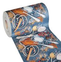 Tappeto cucina antimacchia gomma antiscivolo stampa digitale spezie varie misure