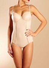 $119 NWT 38C Chantelle Vous Et Moi Bodysuit Bra Ultra Nude 2127