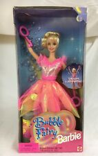 NIB Stunning 1988 Bubble Fairy Barbie Doll 22087 Blonde