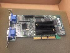 NEW MATROX G4+MDHA/32/0EM G450 DUAL MONITOR AGP GRAPHICS CARD 906-04