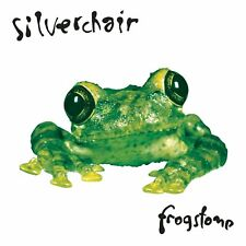 Frogstomp by Silverchair (CD, Jun-1995, Sony Music Distribution (USA))